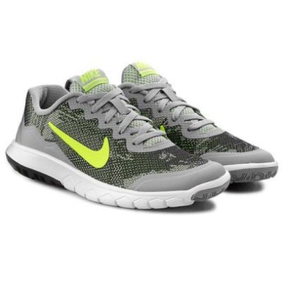 d92f19efad0d1 Nike Flex Experience 4 (GS) Youth